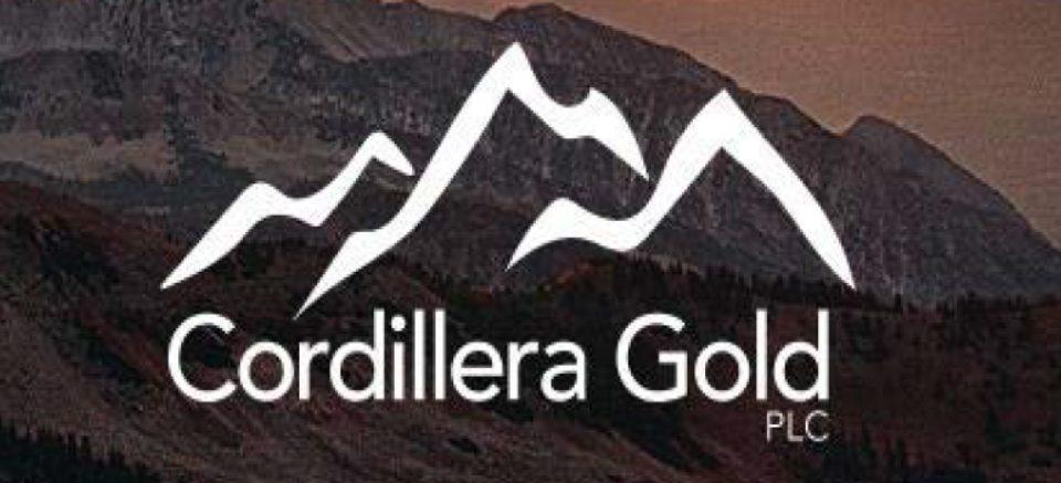 Cordillera Gold Plc Dutch Caribbean Securities Exchange